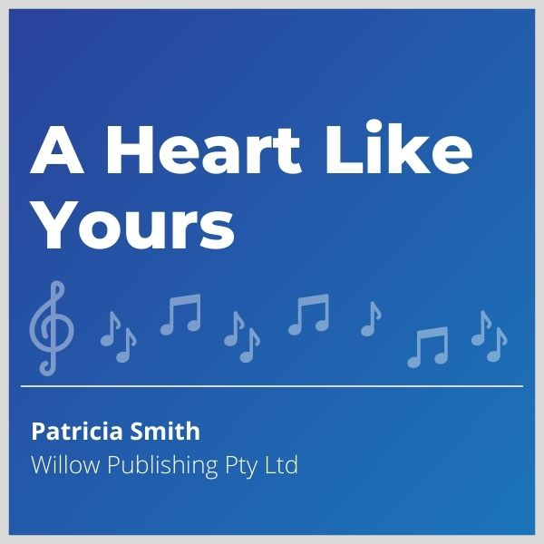 Blue-cover-music-A-Heart-Like-Yours