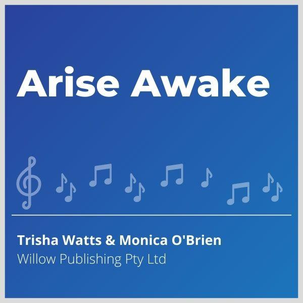 Blue-cover-music-Arise-Awake