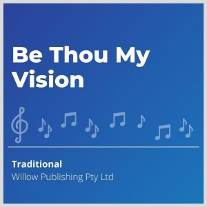 Blue-cover-music-Be-Thou-My-Vision