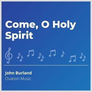 Blue-cover-music-Come-O-Holy-Spirit