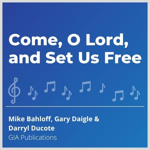 Blue-cover-music-Come-O-Lord-and-Set-Us-Free