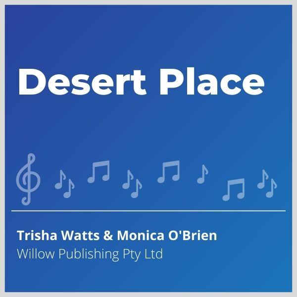 Blue-cover-music-Desert-Place