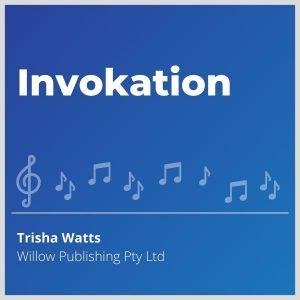 Blue-cover-music- Invokation