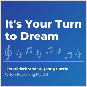 Blue-cover-music- Its-Your-Turn-to-Dream