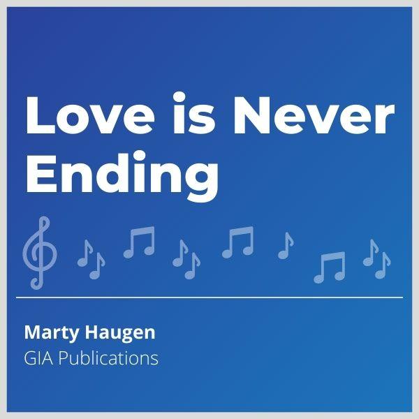 Blue-cover-music- Love-is-Never-Ending