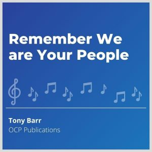 Blue-Cover-Music- Remember-We-are-Your-People
