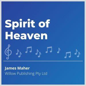 Blue-cover-music- Spirit-of-Heaven