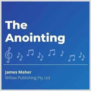 Blue-cover-music- The-Anointing