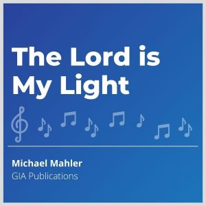 Blue-cover-music- The-Lord-is-My-Light