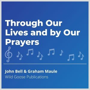 Blue-cover-music- Through-Our-Lives-and-by-Our-Prayers