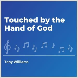 Blue-cover-music- Touched-by-the-Hand-of-God