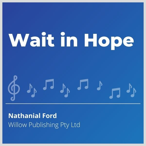 Blue-cover-music-Wait-in-Hope