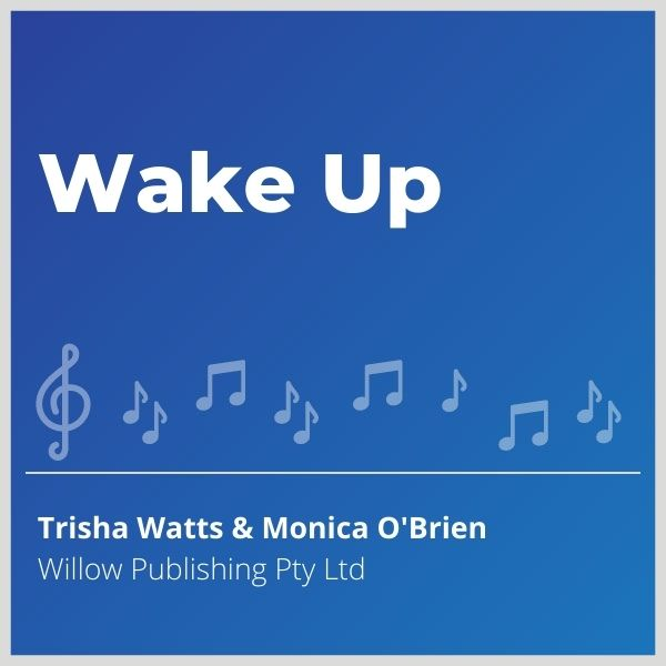 Blue-cover-music-Wake-Up