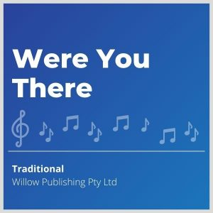 Blue-cover-music- Were-You-There