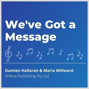 Blue-cover-music-Weve-Got-a-Message