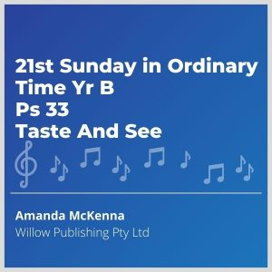 Blue-cover-music-21st-Sunday-in-Ordinary-Time-Yr-B-Ps-33-Taste-And-See