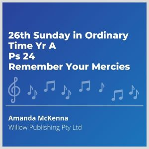 Blue-Cover-Music-26th-Sunday-in-Ordinary-Time-Yr-A-Ps-24-Remember-Your-Mercies