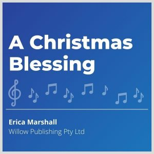Blue-cover-music-A-Christmas-Blessing