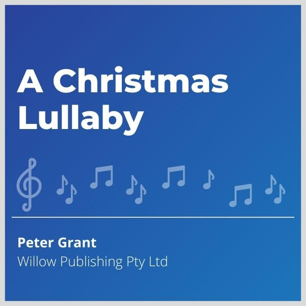 Blue-cover-music-A-Christmas-Lullaby