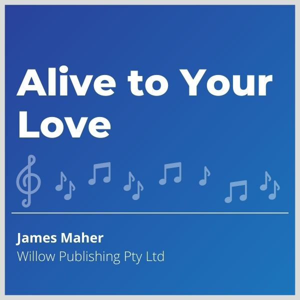 Blue-cover-music-Alive-to-Your-Love