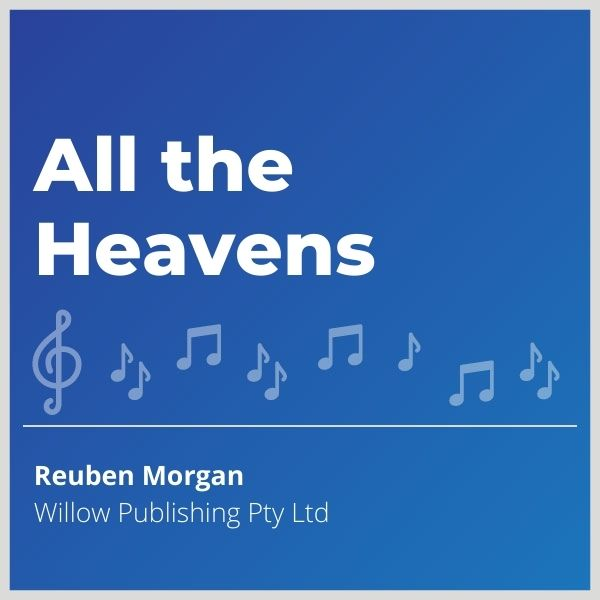 Blue-cover-music-All-the-Heavens