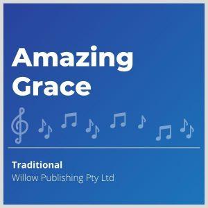 Blue-cover-music-Amazing-Grace