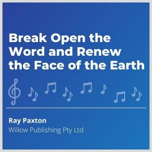 Blue-cover-music-Break-Open-the-Word-and-Renew-the-Face-of-the-Earth