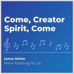 Blue-cover-music-Come-Creator-Spirit-Come