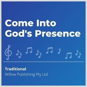 Blue-cover-music-Come-into-Gods-Presence