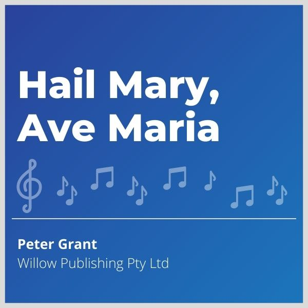 Blue-cover-music-Hail-Mary-Ave-Maria