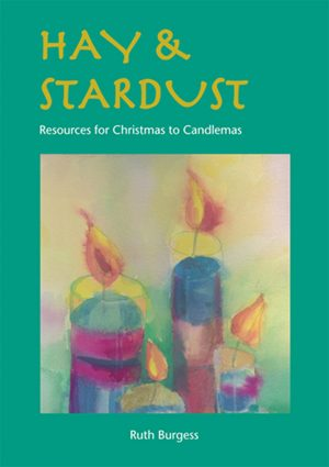 Painting-candle-cover-hay-_-Stardust