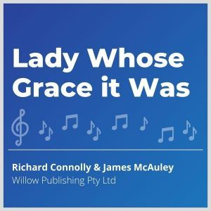 Blue-cover-music- Lady-Whose-Grace-it-Was