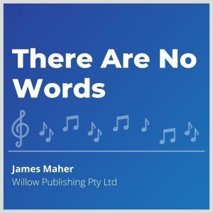 Blue-cover-music-There-Are-No-Words