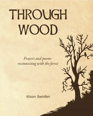Tree-cover-text- Through-Wood