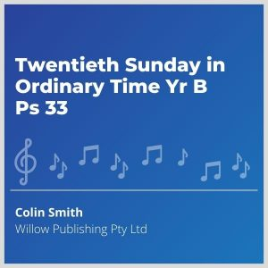 Blue-cover-music-Twentieth-Sunday-in-Ordinary-Time-Yr-B-Ps-33