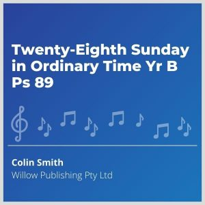 Blue-cover-music- Twenty-Eighth-Sunday-in-Ordinary-Time-Yr-B-Ps-89