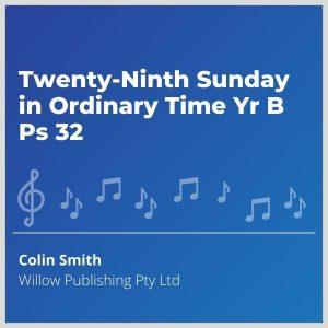 Blue-cover-music- Twenty-Ninth-Sunday-in-Ordinary-Time-Yr-B-Ps-32