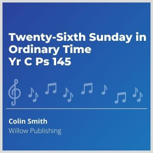 Blue-cover-music-Twenty-Sixth-Sunday-in-Ordinary-Time-Yr-C-Ps-145