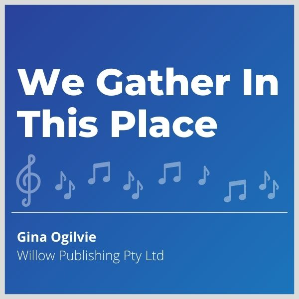 Blue-cover-music- We-Gather-In-This-Place