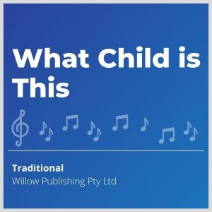 Blue-cover-music-What-Child-is-This