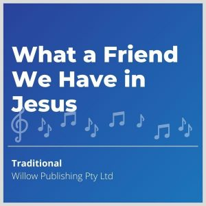 Blue-cover-music- What-a-Friend-We-Have-in-Jesus