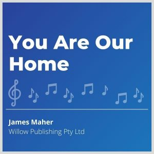 Blue-cover-music-You-Are-Our-Home