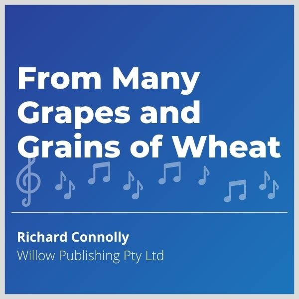 Blue-cover-music-From-Many-Grapes-and-Grains-of-Wheat
