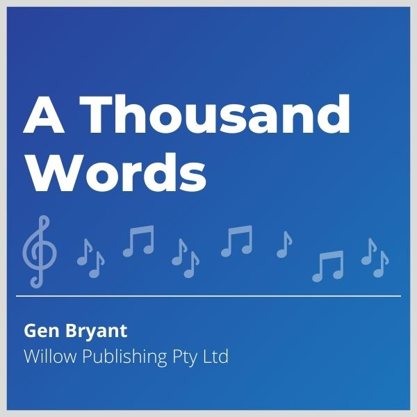 Blue-cover-music-A-Thousand-Words