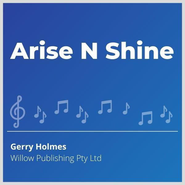 Blue-cover-music-Arise-N-Shine