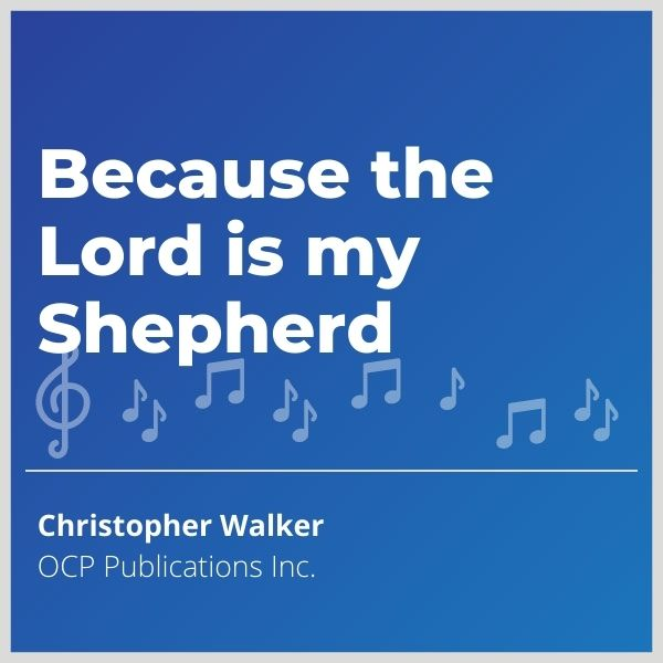 Blue-cover-music-Because-the-Lord-is-My-Shepherd