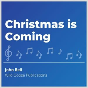 Blue-cover-music-Christmas-is-Comin