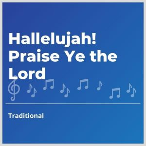 Blue-cover-music-Hallelujah-Praise-Ye-the-Lord