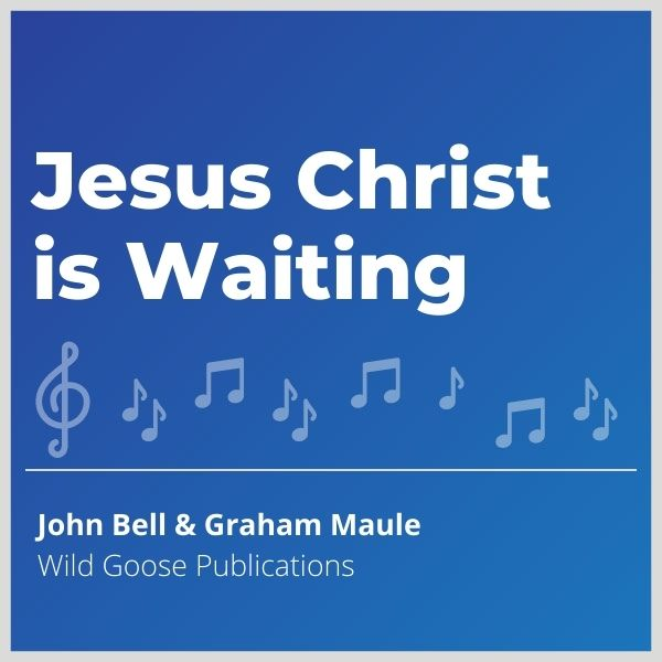 Blue-cover-music- Jesus-Christ-is-Waiting