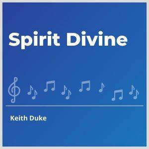 Blue-cover-music-Spirit-Divine
